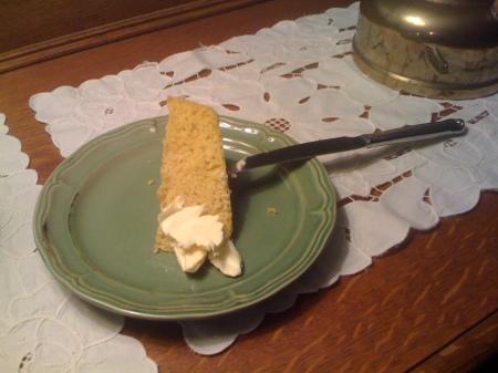 Cornbread taste test